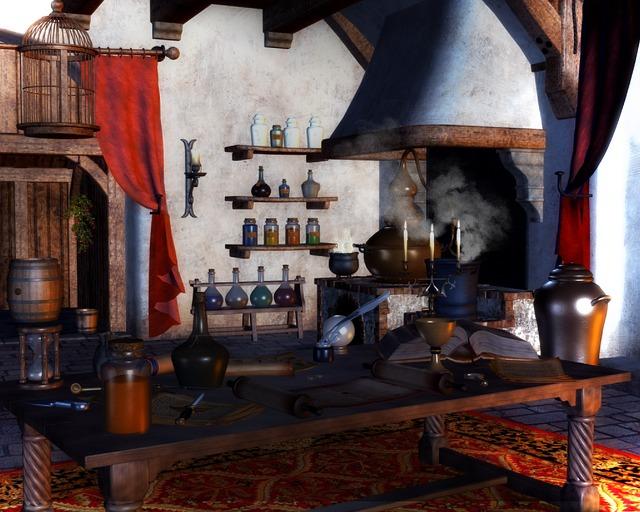 dům čarodějnice